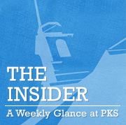 The Insider - A weekly glance at PKS